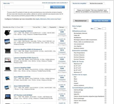 LaptopSpirit vous aide à choisir le pc portable adapté à vos besoins ...   critères importants pour choisir un portable   Scoop.it