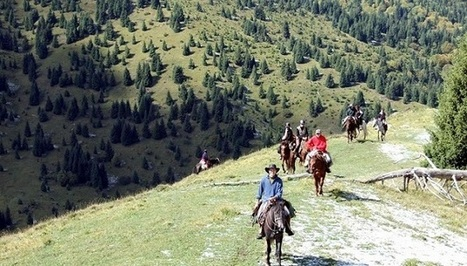 15 Of The World's Greatest Horse Treks - WIBW   Equine Health   Scoop.it