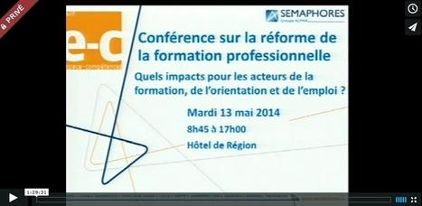 Conférence sur la réforme de la formation | Ressources de la formation | Scoop.it