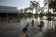 Climate Change Aggravates Triple Threat Of Natural Disasters - KPBS   natural disasters   Scoop.it