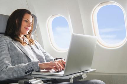 El problema de la seguridad en la Wifi de los aviones - LaFlecha   Ciberseguridad + Inteligencia   Scoop.it