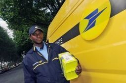 "La Poste lance son programme ""DataPoste"" 