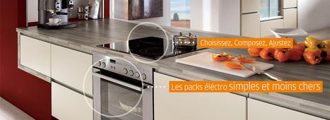 On adopte le meuble cuisine pratique   Devis et astuces   Scoop.it