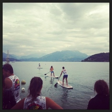 Impérial beach games à Annecy - Location Stand Up Paddle Annecy by NCY SUP | Annecy | Scoop.it