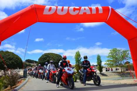 Laguna Seca SBK 2014 | Friday Photo Gallery | Ductalk Ducati News | Scoop.it