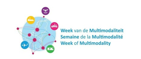 Le Benelux lance la Semaine de la Multimodalité | Le flux d'Infogreen.lu | Scoop.it