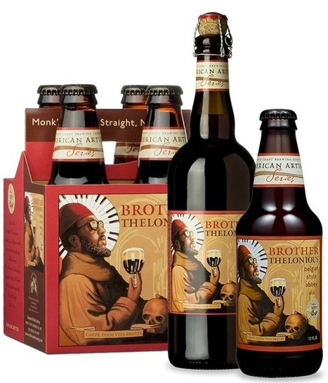 Brother Thelonious Belgian Style Abbey Ale | Share Some Love Today | Scoop.it