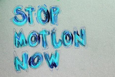 STOP MOTION NOW Recursos para la técnica de animación en educación secundaria y ciclos formativos | Educacion, ecologia y TIC | Scoop.it