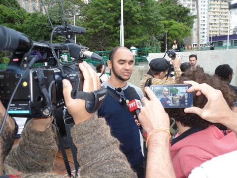 Agressões a jornalistas em manifestações passam de 100 - O Jornalista | Comunicação | Scoop.it