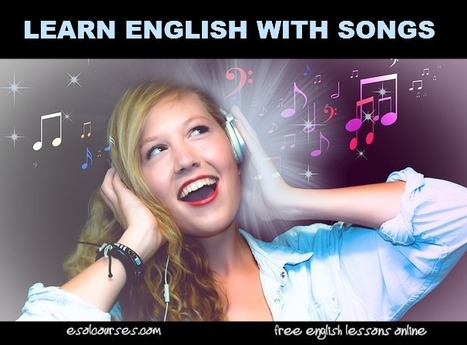 Easy English Song Quizzes | English Lessons | Scoop.it