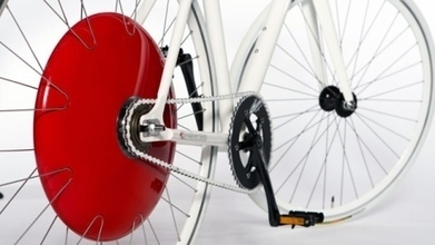 Copenhagen Wheel allows cyclists to bike 'faster, farther' | Gear for Cyclists | Scoop.it