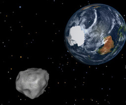 Watch live as a record-breaking asteroid passes the Earth | NYL - News YOU Like | Scoop.it