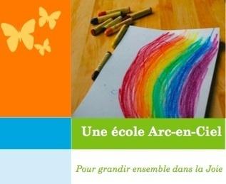Ecole Arc-en-Ciel | Papillonant... | Scoop.it