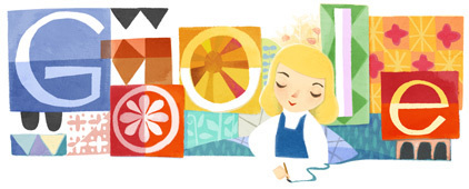 Google Doodle Honors Late, Great Disney Artist Mary Blair | Transmedia: Storytelling for the Digital Age | Scoop.it