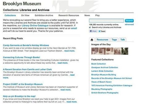 A New York Museums and Pratt partnership: Building Web collections and preparing museum professionals for the digital world | MW2015: Museums and the Web 2015 | Digital Collaboration and the 21st C. | Scoop.it