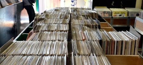 La moitié de ceux qui achètent des vinyles ne les écoutent pas | Le disque vinyl | Scoop.it