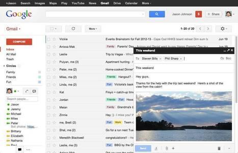 Anti Gmail data-mining lawsuit hits possible stumbling block - Register | Data | Scoop.it