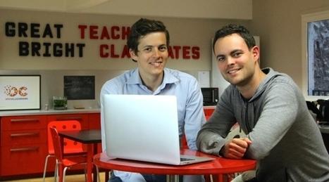 L'histoire d'OpenClassrooms, le numéro 1 européen du cours en ligne I Hugues Deschaux   Entretiens Professionnels   Scoop.it