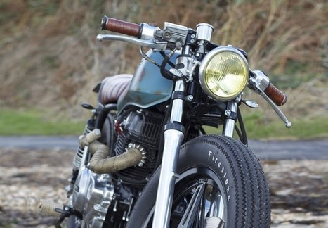 Inglorious MC The Cali | Cafe racers | Scoop.it