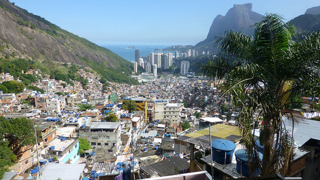 The Alternative Urbanism of Favelas  « Generation C Magazine | Urban Development in Latin America | Scoop.it