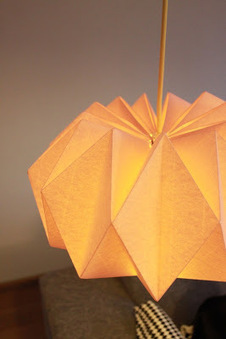 DIY : une lampe origami! | DIY DIY | Scoop.it