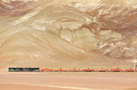 Spectacular Train Route In The Andes To Copper Mines | Amazing Things | Scoop.it