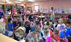 Over 200 youth enjoy Summer Reading at Fairview Library | Tennessee Libraries | Scoop.it