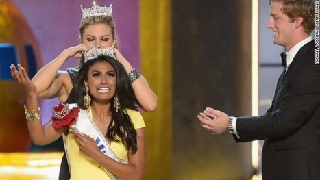 Miss America crowns 1st winner of Indian descent | Geography resources | Scoop.it
