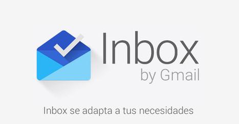 Google lanza Inbox para organizar correos de usuarios - Nota - Tecnologia y Educacion - www.aztecanoticias.com.mx   Metodologia de la Ciencia y la Investigación Educativa   Scoop.it