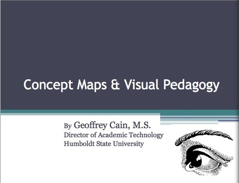 ConceptMapsCain2012 - Google Drive | Educational Technology and New Pedagogies | Scoop.it