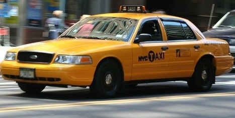 On Taxis and Rainbow Tables: Lessons for researchers and governments from NYC's improperly anonymized taxi logs | Non-Equilibrium Social Science | Scoop.it
