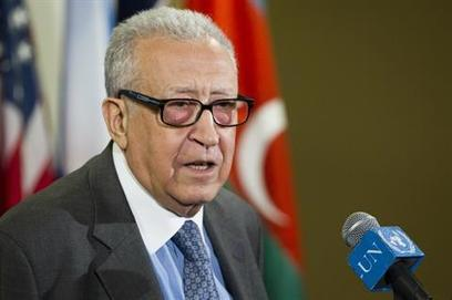 Brahimi tells Security Council: Syria situation hopeless | Coveting Freedom | Scoop.it