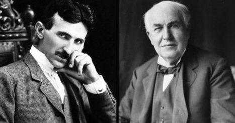 La guerra de las corrientes: cuando Tesla y Edison pelearon por el... | Beagle en la enseñanza | Scoop.it
