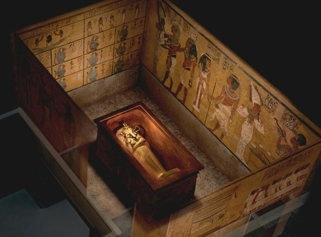 Egypt Confirms King Tut's Tomb Likely Holds Secret Chambers | Vloasis sci-tech | Scoop.it