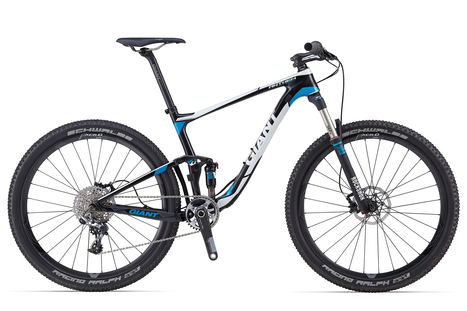 GIANT ANTHEM ADVANCED 27.5 0 TEAM - MOUNTAIN BIKE 2014 | Zilla Bike Store | Scoop.it