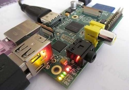 Raspberry Pi at the Palace has the common touch - | Raspberry Pi | Scoop.it