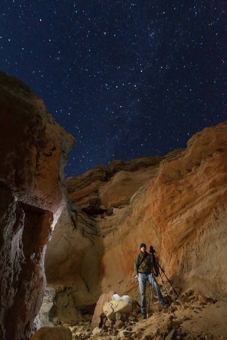 Lessons in Light Painting - Red Rock Canyon State Park | Photography Blog | Scoop.it