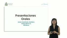 Presentaciones Orales | Aprender y educar | Scoop.it