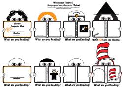 Big-Eyes Readers | SchoolLibrariesTeacherLibrarians | Scoop.it