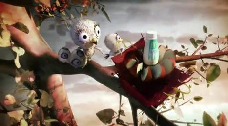 Publicité McDonald's : Apple Tree « Publiz – Inspiration graphique et publicité créative | Campagnes Pub qui tuent ou pas . | Scoop.it