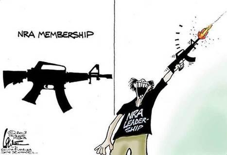 NRA membership | The US Gun Debate | Scoop.it