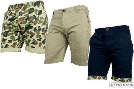Men's Monday: Trends – Tailored Shorts | StyleCard Fashion Portal | StyleCard Fashion | Scoop.it