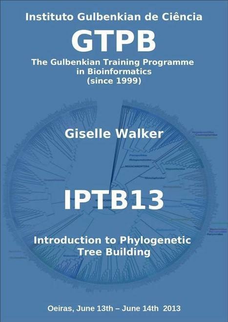 IPTB13 Introduction to Phylogenetic Tree-Building | Facebook | Bioinformatics Training | Scoop.it