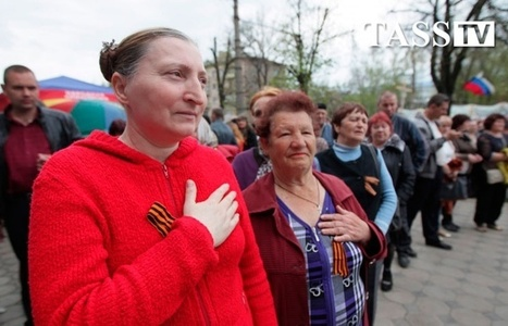 Protesters in Luhansk announce establishing joint headquarters | Global politics | Scoop.it