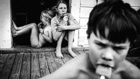 En 2016, quand des enfants vivent sans télé ni tablette ça donne ça ! 25 photos exceptionnelles. | Instantanés | Scoop.it