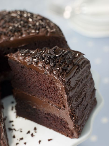 #Recipe - Chocolate Buttermilk Cake | Hospitality | Scoop.it