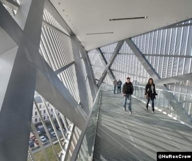 Le Courrier de l'Architecte | Daniel Libeskind, Dresde depuis un bombardier | Allemagne tourisme et culture | Scoop.it
