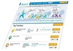 Koom, le réseau social qui joue collectif | CAP21 | Scoop.it