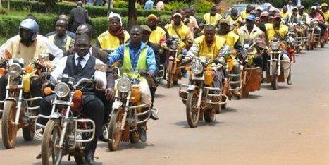 Reportage : Douala, en roues libres | Urban Development in Africa | Scoop.it