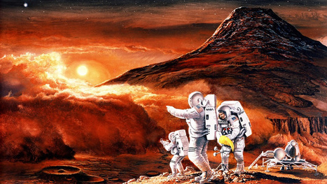 Could SpaceX land the first humans on Mars? | Space matters | Scoop.it